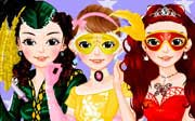 Miniclip game Dress up 180