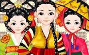 Miniclip game Dress up 182