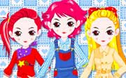 Miniclip game Dress up 192
