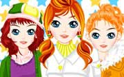 Miniclip game Dress up 201