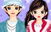 Miniclip game Dress up 204