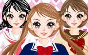 Miniclip game Dress up 207