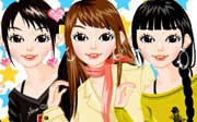 Miniclip game Dress up 209