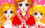 Miniclip game Dress up 211