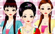 Miniclip game Dress up 213