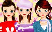 Miniclip game Dress up 214