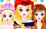 Miniclip game Dress up 215