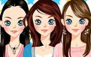 Miniclip game Dress up 223