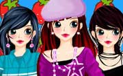Miniclip game Dress up 229
