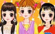 Miniclip game Dress up 244