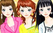 Miniclip game Dress up 253