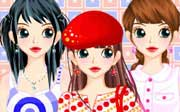Miniclip game Dress up 262