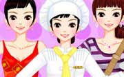 Miniclip game Dress up 263
