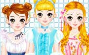 Miniclip game Dress up 285