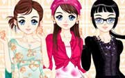Miniclip game Dress up 286