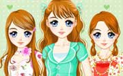 Miniclip game Dress up 288