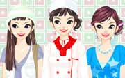Miniclip game Dress up 295