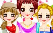 Miniclip game Dress up 297