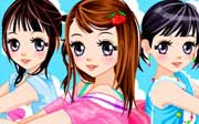 Miniclip game Dress up 298