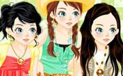 Miniclip game Dress up 305