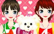 Miniclip game Dress up 306