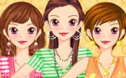 Miniclip game Dress up 307