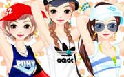 Miniclip game Dress up 309