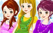 Miniclip game Dress up 310