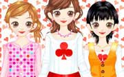 Miniclip game Dress up 311