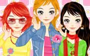 Miniclip game Dress up 312