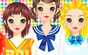 Miniclip game Dress up 317