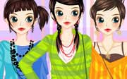 Miniclip game Dress up 320