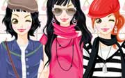 Miniclip game Dress up 322
