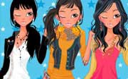 Miniclip game Dress up 326