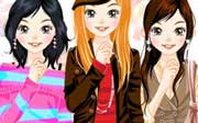 Miniclip game Dress up 332