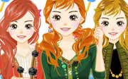 Miniclip game Dress up 333