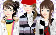 Miniclip game Dress up 346