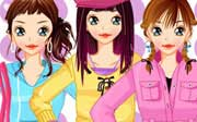 Miniclip game Dress up 356