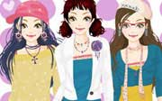 Miniclip game Dress up 363