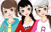 Miniclip game Dress up 368