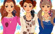 Miniclip game Dress up 372