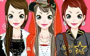 Miniclip game Dress up 375