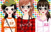 Miniclip game Dress up 378