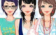 Miniclip game Dress up 379