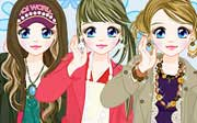 Miniclip game Dress up 380