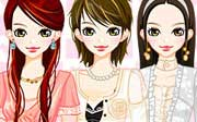 Miniclip game Dress up 385
