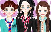 Miniclip game Dress up 390