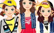Miniclip game Dress up 392