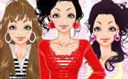 Miniclip game Dress up 404
