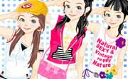 Miniclip game Dress up 407